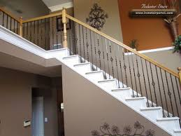 quick installation guide high quality powder coated stair parts
