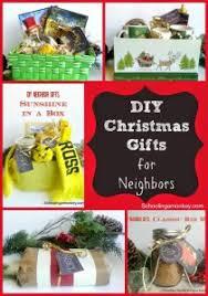 diy christmas gift ideas for neighbors sunshine in a box