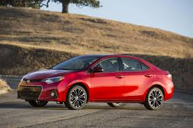 2014 toyota corolla technical specifications and data engine