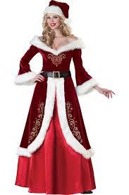 santa dress ruby modern womens strapless christmas dress santa costume