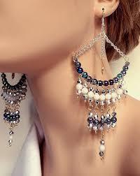Big Chandelier Earrings Best 25 Big Chandelier Ideas On Pinterest Paris Apartment