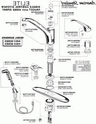 moen kitchen faucets parts kitchen extraordinary moen single handle kitchen faucet parts