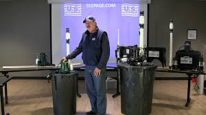 sump pump installation basins and discharge systems youtube
