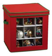 sterilite ornament storage safely store all your fragile
