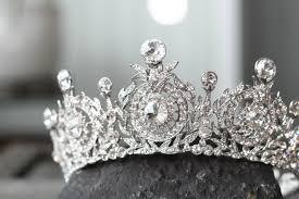 wedding crowns bridal crown swarovski wedding crown edwardian
