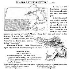 Massachusetts Blank Map by Maps Making Maps Diy Cartography