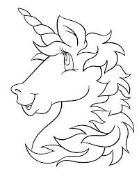 unicorn coloring pages for kids cartoon unicorns free download clip art free clip art on