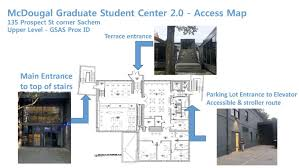 Yale Map Directions To Mcdougal Center Yale Graduate Of Arts