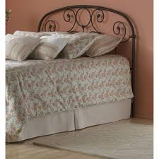 Metal Headboard Bed Frame Fashion Bed Group Grafton Full Size Metal Headboard With