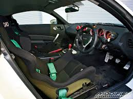 nissan 350z interior parts amuse u0027s nissan 380rs superleggera modified magazine