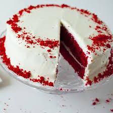 Cake Icing Design Ideas Best 25 Red Velvet Birthday Cake Ideas On Pinterest Velvet Cake