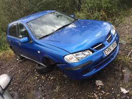 working and cheap parts from nissan almera 2 2l81kw diesel car for