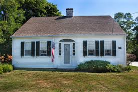 cape cod house stock photo image of massachusetts house 43721074