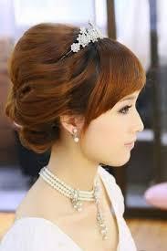 model sanggul rambut pendek 10 model sanggul modern nan simpel yang bisa kamu tiru di acara