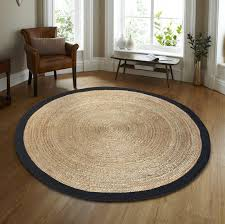 Black Jute Rug Jute Rug By Recycled Mats The Sustainable And Ethical Choice