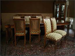 Damask Dining Chair Enchanting Strikingly Idea Upholstery Fabric For Dining Room