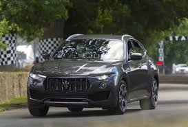 maserati levante blacked out the unexpected just happened as maserati levante suv exceeds