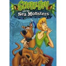 scooby doo sea monsters frame walmart