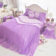 Girls Bedding Purple by Online Get Cheap Purple Girls Bedding Aliexpress Com Alibaba Group