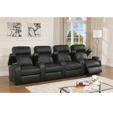 Home Theater Sectional Sofas Theater Seating Sectional Sofas For Less Overstock