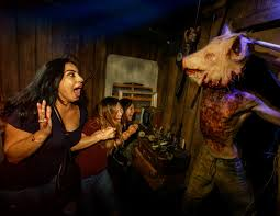 Which Universal Studios Halloween Horror Nights Attractions Are