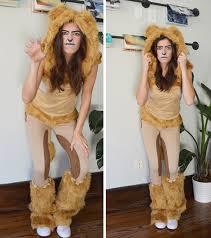 Lion Halloween Costume Halloween 2015 Costumes Face Paint U0026 Proof U0027m Pumps
