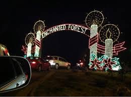 Garvan Gardens Christmas Lights The Best Christmas Light Displays In Arkansas