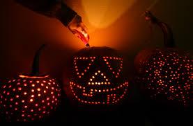 diy power drill pumpkin carving videndae