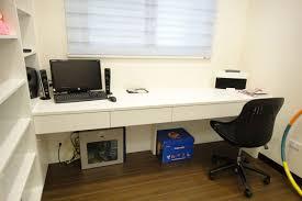 99 square meters of modern minimalist workspace interior design