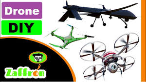 diy drone how to make your own drone best diy drone quadcopter إصنع