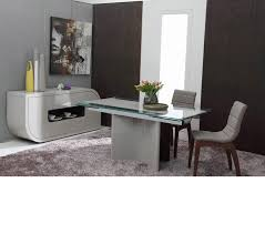 dreamfurniture com xeno modern extendable dining table