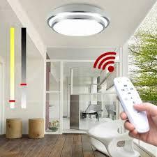 Bedroom Led Ceiling Lights Led Ceiling Lights Change Color Temperature Ceiling L 20w Smart