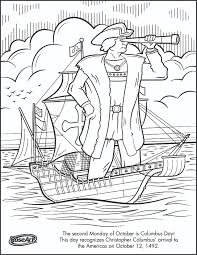 christopher columbus ships coloring pages ships of columbus