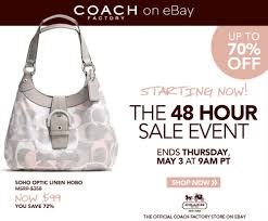 coach factory sale up to 70