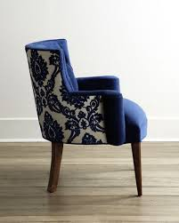 damask chair haute house damask chair