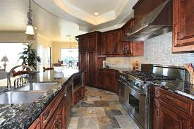 Slate Backsplash Tile Kitchen Traditional by Traditional Kitchen With One Wall U0026 Pendant Light Zillow Digs