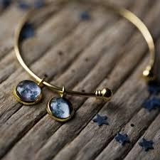 bracelet with charm images Custom charm bracelet with multiple birth moons yugen tribe jpg