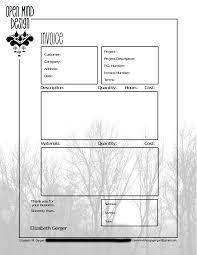 letterhead envelope invoice sample resume and business card