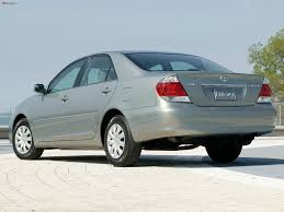 2004 toyota camry le specs toyota camry le us spec acv30 2004 06 images 2048x1536