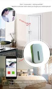 sricam wireless doorbell poe power remote control alram door bell