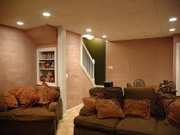apartments appealing basement living space designs small room