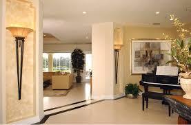 Coastal Home Design Modern Mansion Foyer Coastal House Cross Inc Interior Design
