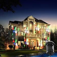 led laser christmas lights projection lights hosyo 10pcs switchable pattern lens motion