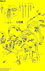 suzuki motorcycles genuine spare parts catalog