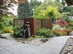 Front Yard Landscaping Without Grass - garden design garden design with front yard landscaping ideas