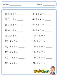 digit vs 1 digit multiplication kelpies
