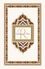 wedding program book hindu wedding program book documents and designs