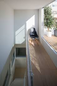 rooftop terrace tops minimalist family home in tokyo freshome com