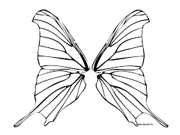 butterfly wings coloring pages depetta coloring pages 2017