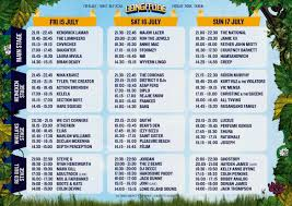 Longitude Map Longitude 2016 Stage Times Maps And Everything You Need To Know